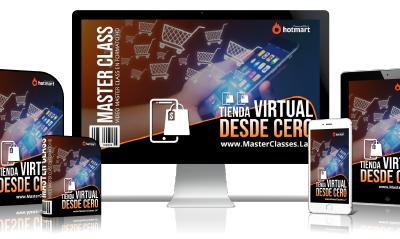 Crea una tienda virtual desde cero